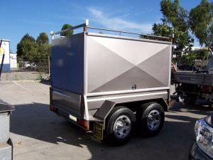 maximum access tool trailers