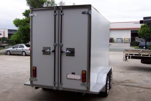 cold room trailers