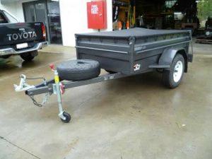 trailers by sharp welding