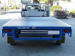 trailers manufactured by sharp welding